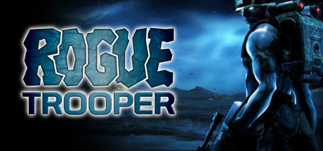 Rogue Trooper Cover Image