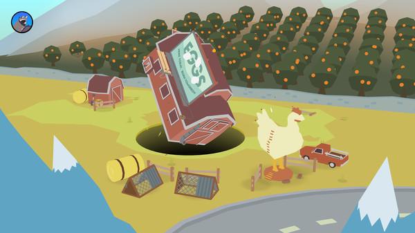 Скриншот №1 к Donut County
