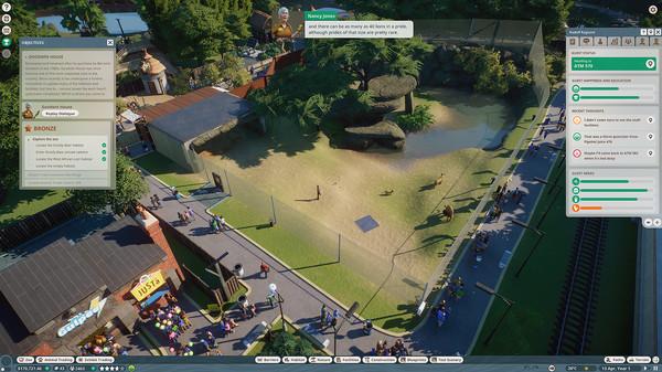 Скриншот №4 к Planet Zoo