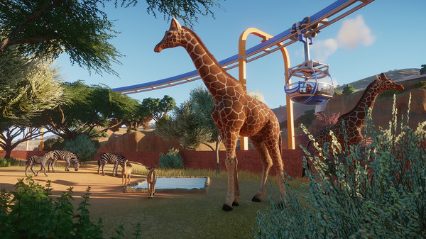 Planet Zoo Screenshot