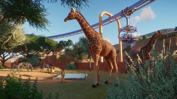 Скриншот №3 к Planet Zoo