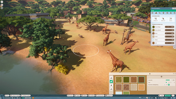Скриншот №6 к Planet Zoo