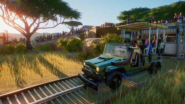 Скриншот №5 к Planet Zoo