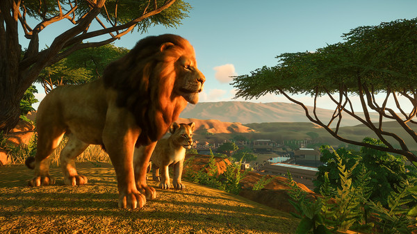 Скриншот №1 к Planet Zoo