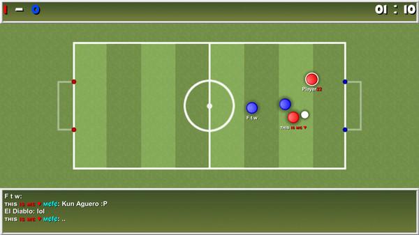 Ball 2D: Soccer Online screenshot