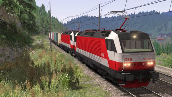 скриншот Train Simulator: ÖBB 1014 Loco Add-On 5