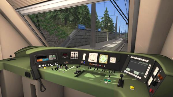 скриншот Train Simulator: ÖBB 1014 Loco Add-On 2
