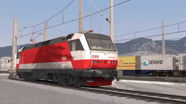 скриншот Train Simulator: ÖBB 1014 Loco Add-On 3