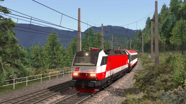 скриншот Train Simulator: ÖBB 1014 Loco Add-On 0