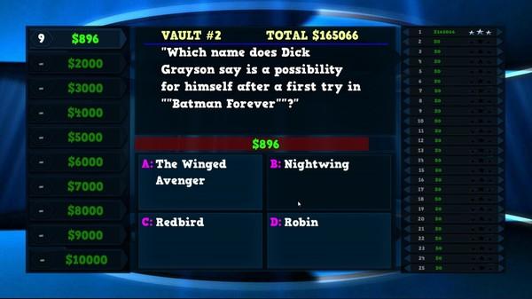 Trivia Vault: Super Heroes Trivia 2 screenshot