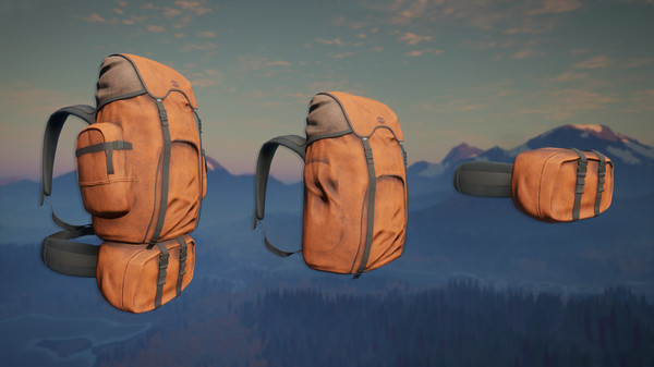 Скриншот №4 к theHunter Call of the Wild™ - Backpacks