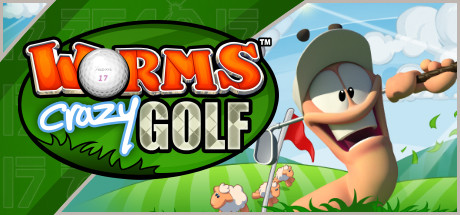 Worms Crazy Golf Cover Image