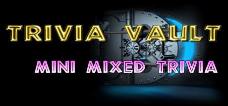 Trivia Vault: Mini Mixed Trivia Cover Image