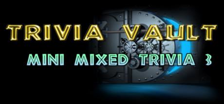 Trivia Vault: Mini Mixed Trivia 3 Cover Image