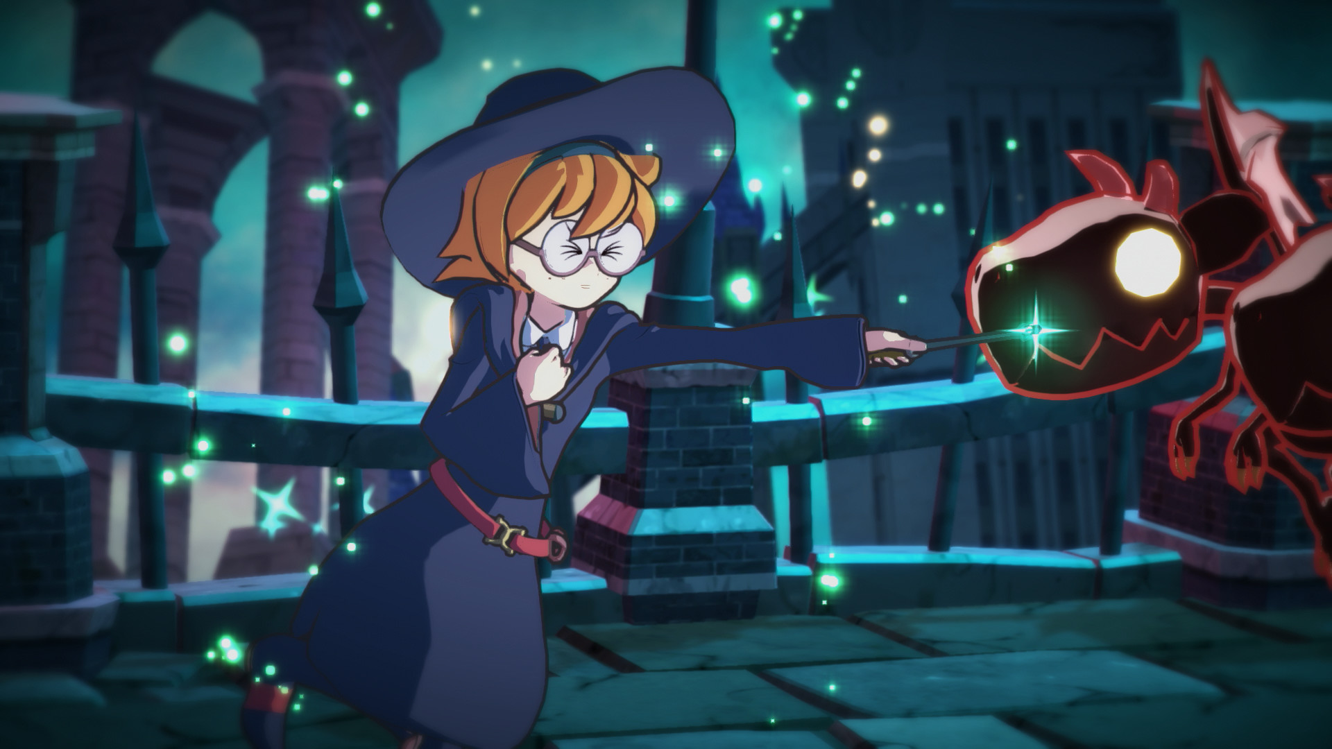 KHAiHOM.com - Little Witch Academia: Chamber of Time