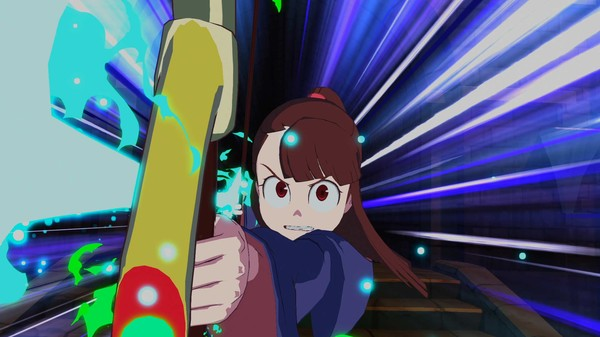 Скриншот №1 к Little Witch Academia Chamber of Time
