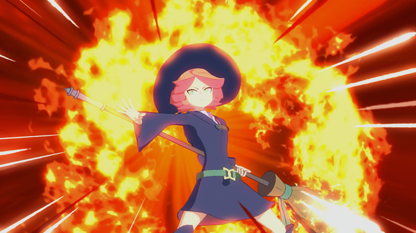 Скриншот №4 к Little Witch Academia Chamber of Time