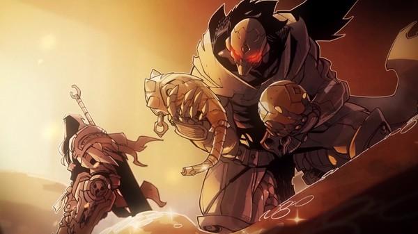 Darksiders Genesis скриншот