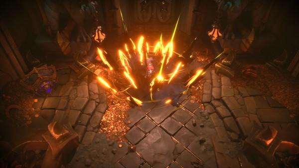 Скриншот №1 к Darksiders Genesis