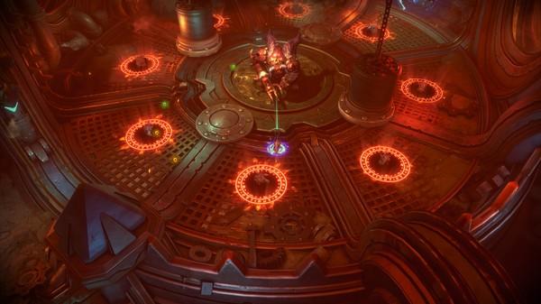 Скриншот №4 к Darksiders Genesis