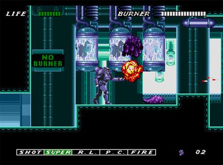 скриншот ESWAT: City Under Siege 3