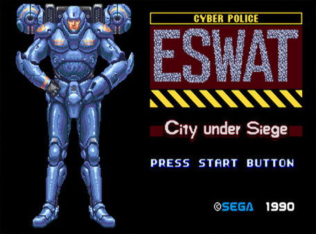 скриншот ESWAT: City Under Siege 0