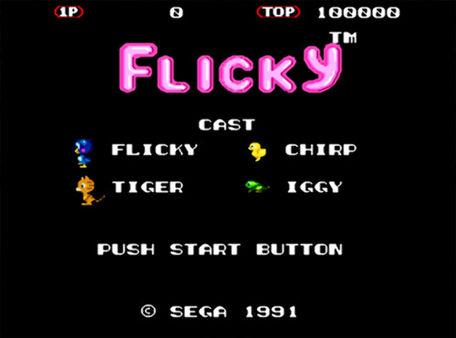 скриншот Flicky 0