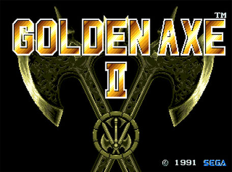 скриншот Golden Axe II 0