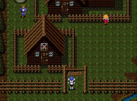 скриншот Sword of Vermilion 1