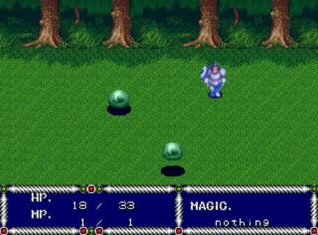 скриншот Sword of Vermilion 3