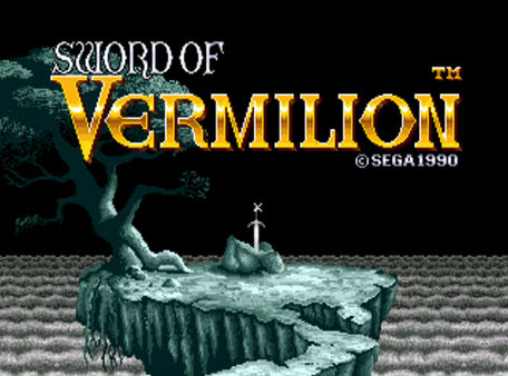 скриншот Sword of Vermilion 0
