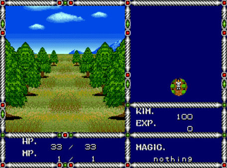 скриншот Sword of Vermilion 2