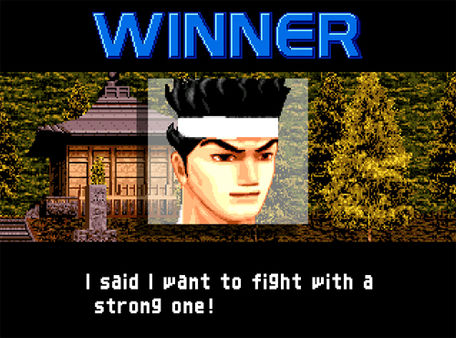 скриншот Virtua Fighter 2 3