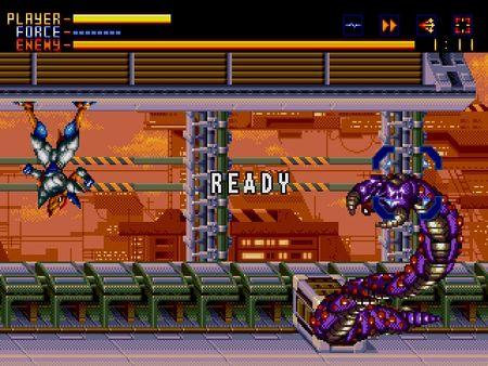 скриншот Alien Soldier 5