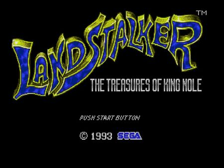 скриншот Landstalker: The Treasures of King Nole 0