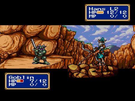 скриншот Shining Force 5