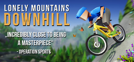 Lonely Mountains: Downhill Cover Image