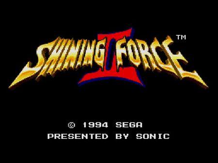 скриншот Shining Force II 0