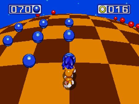 скриншот Sonic 3 and Knuckles 3
