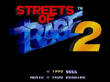 скриншот Streets of Rage 2 0