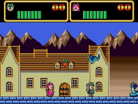 скриншот Wonder Boy III: Monster Lair 5