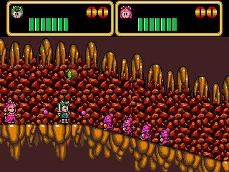 скриншот Wonder Boy III: Monster Lair 3