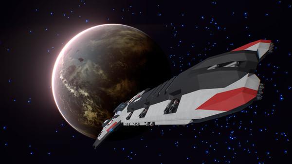 Screenshot of Starship EVO