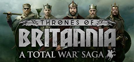 Total War Saga: THRONES OF BRITANNIA Cover Image