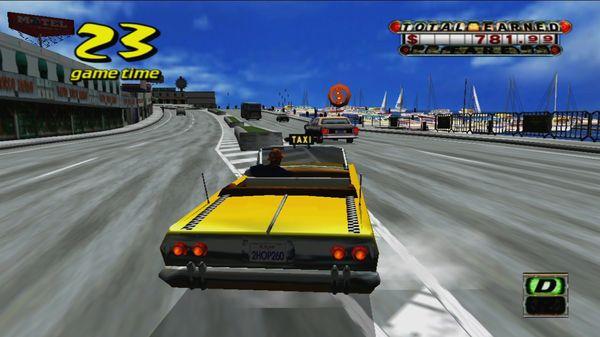 Скриншот №5 к Crazy Taxi