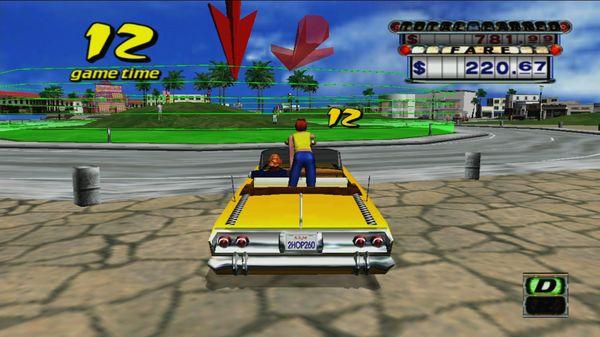Скриншот №8 к Crazy Taxi