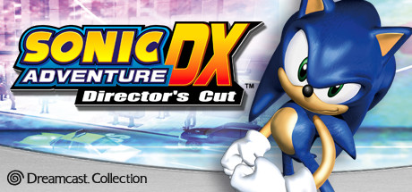 Sonic Adventure DX Cover Image