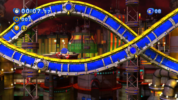 Скриншот №8 к Sonic Generations Collection