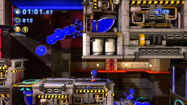 Скриншот №9 к Sonic Generations Collection