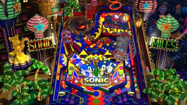 Скриншот №13 к Sonic Generations Collection